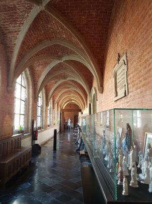 Gîte les Hauts du Foyau, Hôpital Notre Dame de la Rose